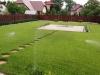 trawnik i system nawadniania
