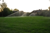 system nawadniający trawnik