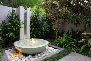 elementy wodne w ogrodzie